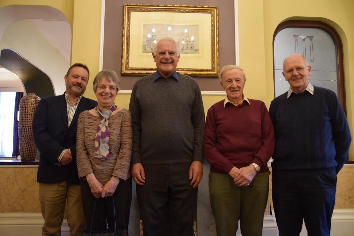 The Trustees of the Roy F Burrows Midland Collection Trust