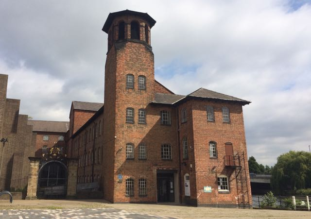 The Silk Mill